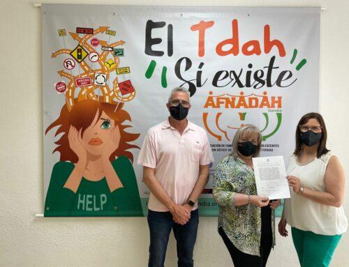 AFNADAH se suma a la recogida de firmas para tener radioterapia en Gandía