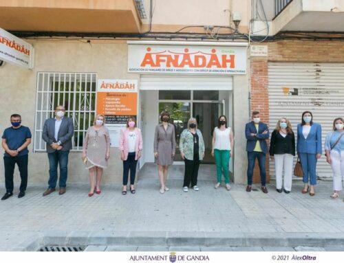 Inauguramos oficialmente la nueva sede de AFNADAH